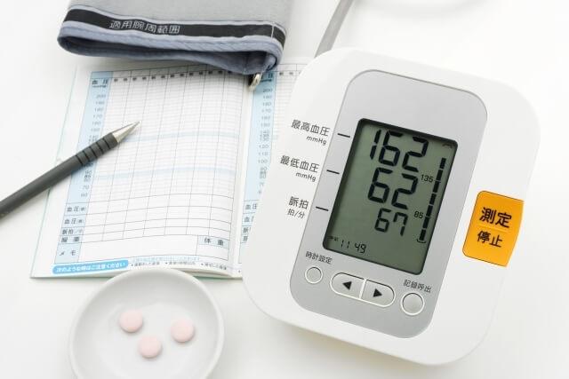 血圧とストレスの関係