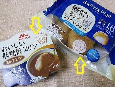 低糖質スイーツ